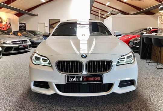 BMW 535d 3,0 Touring aut