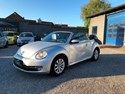 VW The Beetle 1,2 TSi 105 Design Cabriolet