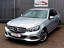 Mercedes E220 2,2 BlueTEC Avantgarde aut.