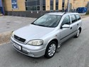 Opel Astra 1,6 Family st.car