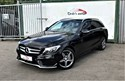 Mercedes C220 2,2 BlueTEC AMG Line st.car aut.