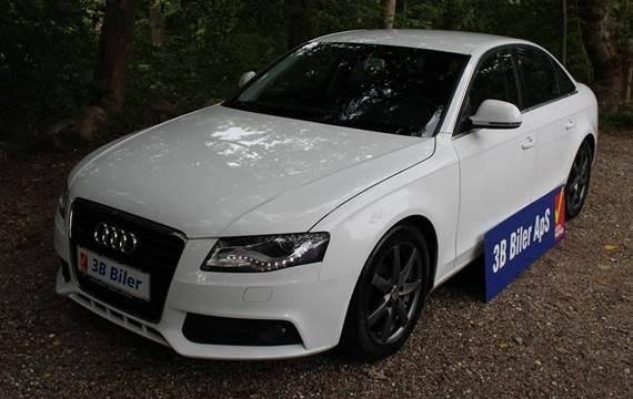 Audi A4 V6 TDI DPF Quattro  6g 3,0
