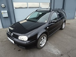 VW Golf IV 2,0 Variant