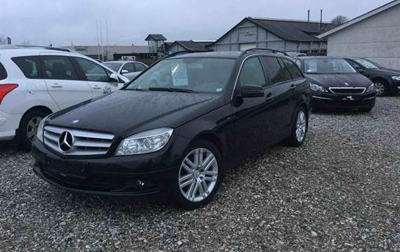 Mercedes C250 d T  CDI BlueEfficiency  Stc 6g 2,2