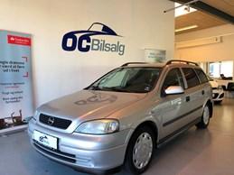 Opel Astra 1,6 Comfort st.car