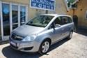 Opel Zafira 1,8 16V 140 Limited 7prs