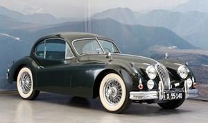 Jaguar XK140 3,4 210