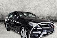 Mercedes ML350 3,0 BlueTEC aut. 4-M