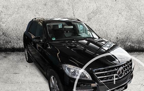 Mercedes ML250 2,2 BlueTEC aut. 4-M