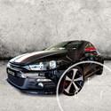 VW Scirocco 2,0 TSi 210 Sport