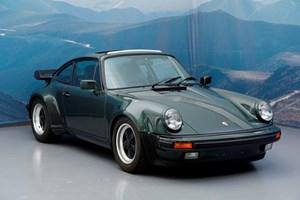 Porsche 911 3,3 Turbo Coupé