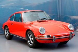 Porsche 911 2,2 S Coupé