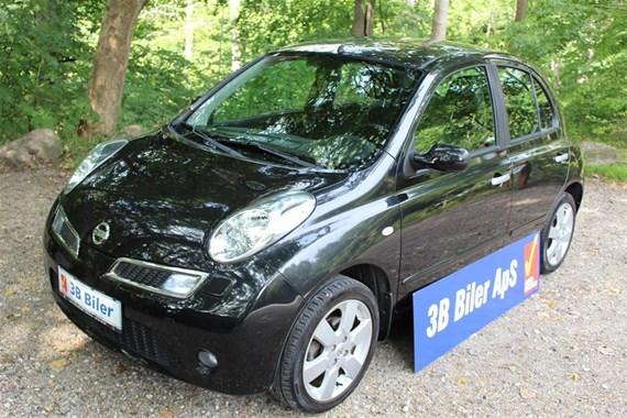 Nissan Micra N-Tec  5d 1,2