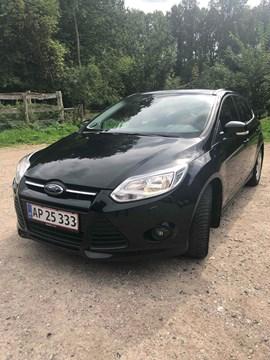 Ford Focus .0 EcoBoost (25 HK) Hatchback, 5 dørs Forhjulstræk Manuel