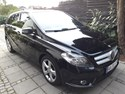 Mercedes B180 d 1,8 180 aut. CDI BlueEFFICIENCY MPV