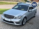 Mercedes C250 1,8 Avantgarde aut. BE