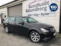 Mercedes C220 2,2 CDi stc. aut. BE