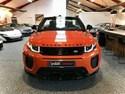 Land Rover Range Rover evoque 2,0 Si4 240 HSE Dynamic Cabrio aut