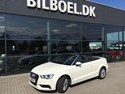 Audi A3 1,4 TFSi 125 Attraction Cabrio