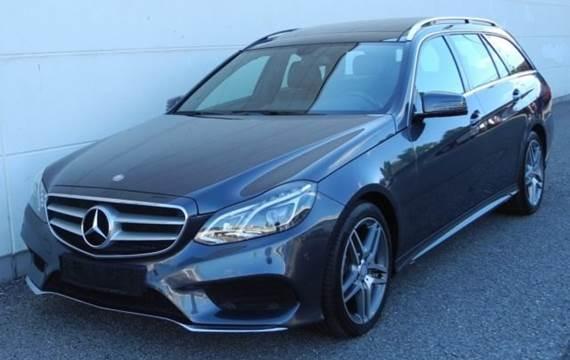 Mercedes E250 2,2 CDi stc. aut. 4-M