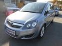Opel Zafira 1,8 16V Limited Edition