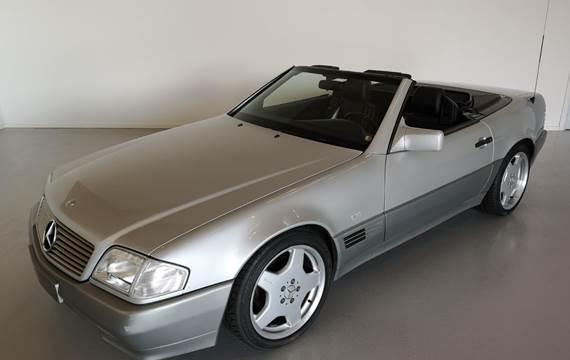 Mercedes 300 SL 3,0 24V aut.