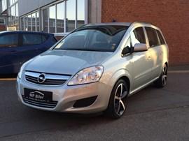 Opel Zafira 1,8 16V 140 Limited
