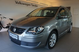 VW Touran 1,9 TDi 105 Freestyle BM