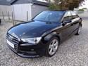 Audi A3 1,6 TDI 110 HK 4-DØRS Stronic Ambition