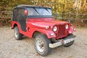 Willys Jeep 1,5 M38A1