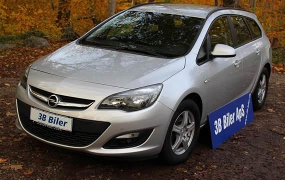 Opel Astra Sports Tourer  CDTI Sport Start/Stop  Stc 6g 1,6