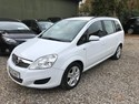 Opel Zafira 1,6 16V 115 Enjoy
