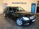 Mercedes C220 2,2 CDi Elegance BE