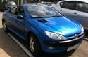 Peugeot 206 1,6 16V CC