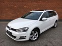 VW Golf VII 2,0 TDi 150 Highline Variant BMT