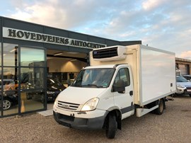 Iveco Daily 3,0 35S18 Kølevogn m/lift