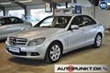 Mercedes C200 2,2 CDi aut. BE