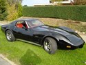 Chevrolet Corvette 5,7 L-48 stingray