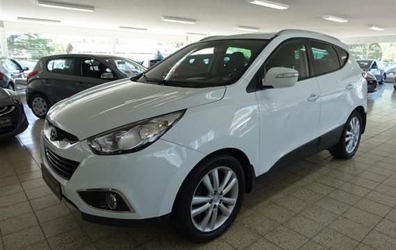 Hyundai ix35 CRDi Premium 4WD  5d 2,0