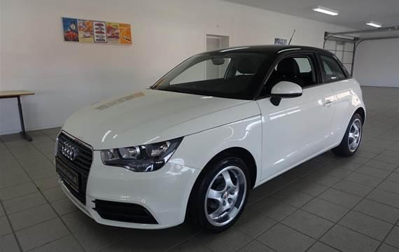 Audi A1 1,6 TDI Attraction  3d