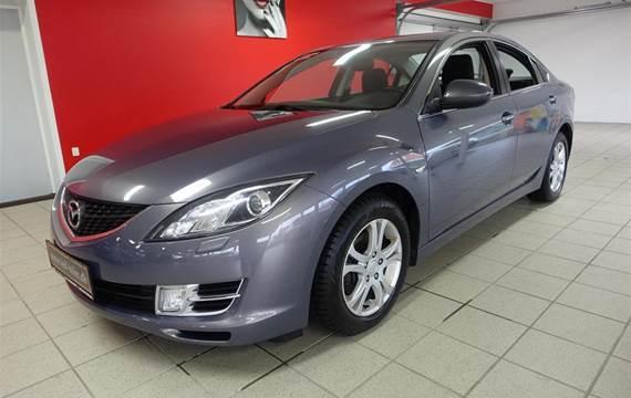 Mazda 6 2,0 Sedan Diesel