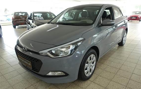 Hyundai i20 CRDi Active Plus ISG  5d 6g 1,1