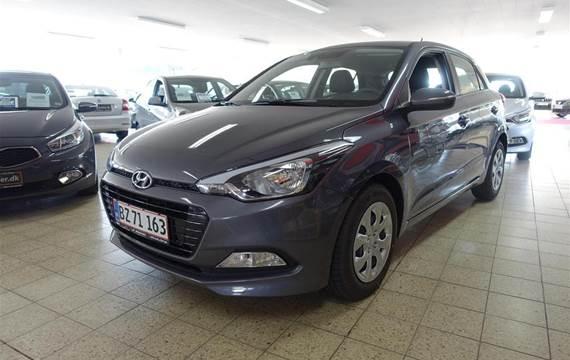 Hyundai i20 T-GDI Vision  5d 1,0