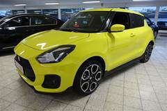 Suzuki Swift Boosterjet Sport  5d 6g 1,4