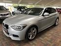 BMW 118d 2,0 D  3d 6g Aut.
