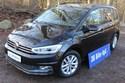 VW Touran 1,6 TDI BMT SCR Comfortline DSG  Van 7g Aut.