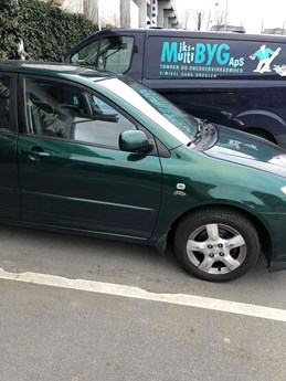 Toyota Corolla 2,0 2,0 D4D HB