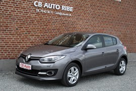 Renault Megane III 1,2 TCe 115 Limited Edition