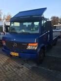 Mercedes 815 4,2 Vario