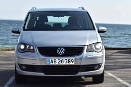 VW Touran 1,9 TDI AUT.